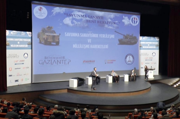 """Savunma sanayide dijital dönüşüm GAÜN'de """"Savunma Sanayisinde Yerlileşme ve Millileşme Hareketleri"""" konuşuldu"""