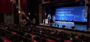 AK Parti Hacıbektaş İlçe kongresi yapıldı