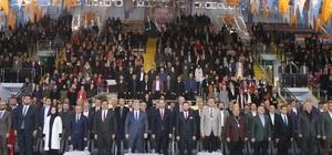"""AK Parti Çankırı Merkez İlçe Kongresi AK Parti Grup Başkanvekili Akbaşoğlu: """"Son 18 yılda yapılanlar terazide ağır basar"""""""