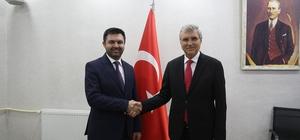 """Başkan Yüce: """"Şehrimiz ve Pamukova için en iyi hizmetleri hayata geçireceğiz"""""""