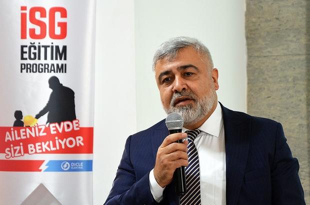 Dicle Elektrik Ten 7 Bin Calisanina I S Sagligi Ve Guvenligi Egitimi Diyarbakir Haberleri