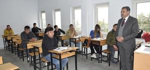 Burdur mesleki eğitim merkezlerimizde 15 dalda 226 öğrenciye eğitim veriliyor