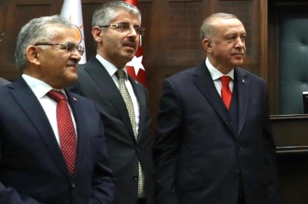 Başkan Büyükkılıç'tan Ankara temasları