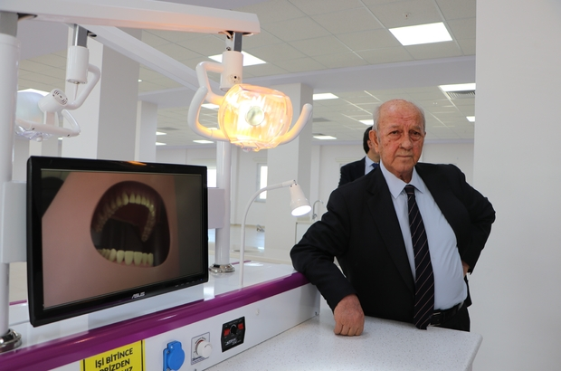 """Kayseri'ye yeni diş hastanesi NNYÜ Mütevelli Heyet Başkanı Mustafa Nevzat Özhamurkar: """"Milletin azı dişini sökelim de para kazanalım diye bir derdimiz yok"""""""