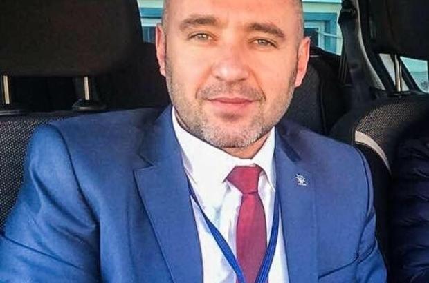 Fatih Oruç, AK Parti Kütahya Merkez İlçe Başkanlığı için aday gösterildi