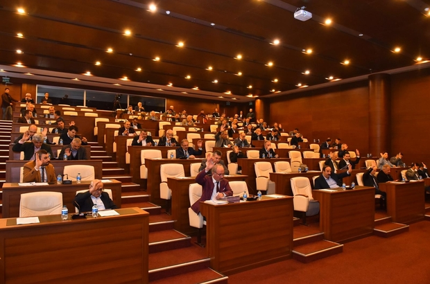 Büyükşehir Meclisi Mart ayı toplantıları sona erdi
