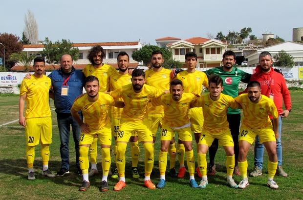 Alaçatıspor, ligi 2. bitirdi