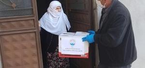 Elazığ'da Vefa Sosyal Destek Grubu ilçelerde de görevde