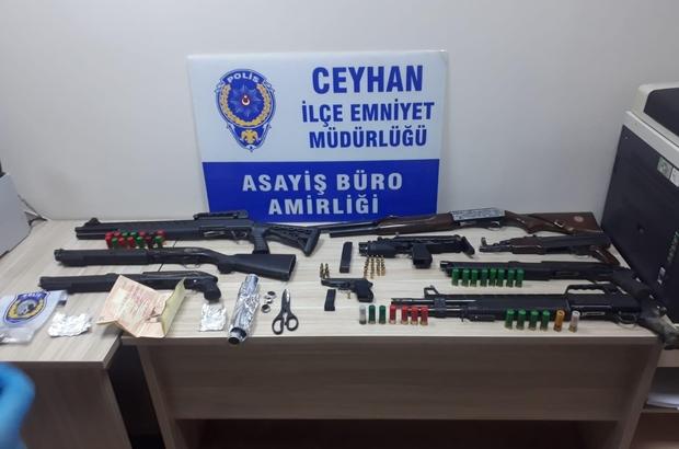 Ceyhan'da 2 kişinin silahla yaralandığı olaya 12 gözaltı