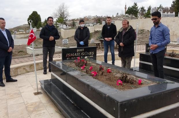 Gazeteci meslektaşları İsmail Güneş ve arkadaşlarını unutmadı Kahramanmaraş'ın Göksun ilçesinde seçim çalışmaları sırasında helikopterin düşmesi sonucu hayatını kaybeden Büyük Birlik Partisi'nin (BBP) Kurucu Genel Başkanı merhum Muhsin Yazıcıoğlu, yol arkadaşları ve İHA muhabiri İsmail Güneş vefatlarının 11.yılında Sivas'ta dualarla anıldı