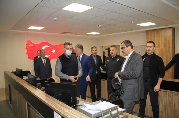 Giresun Valisi Sarıfakıoğulları 155 hattına yapılan başvuruları cevapladı