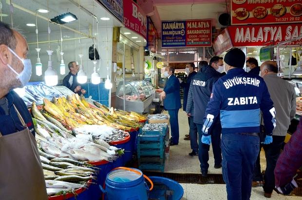 Malatya'da gıda denetimleri arttırıldı