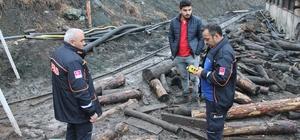 Maden ocağında gaz zehirlenmesi: 1 ölü Gazdan etkilenen 1 kişi yaşamını yitirdi, 3 işçi hastaneye kaldırıldı
