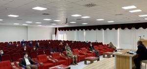 Tunceli'de Pandemi Kurulu korona virüsüne karşı  tedbirler aldı