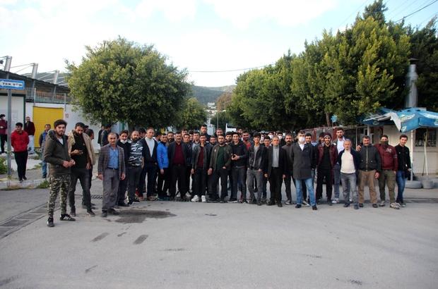 Otobüs firmaları fırsatçılığa başladı; 90 liralık otobüs bileti 500 TL'ye fırladı Bodrum'dan memleketlerine dönmek isteyen işçiler otobüs fiyatını duyunca isyan etti