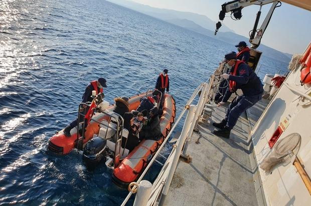 Yunanistan Sahil Güvenlik ekipleri 26 sığınmacıyı ölüme terk etti Yunanlılar bunu da yaptı