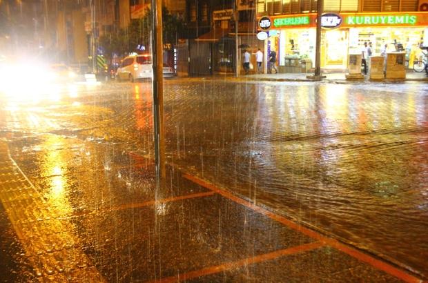 Nisan yağmurları, çiftçiyi sevindiriyor Aydın'da ortalamanın yüzde 16 altında gerçekleşen yağışların Nisan yağmurları ile tamamlanması bekleniyor