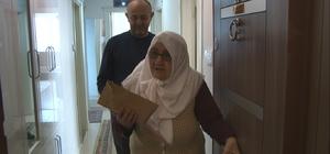 77 yaşındaki Hatice nineden duygulandıran bağış Eşinden kalan maaştan biriktirdiklerini 'Biz bize yeteriz Türkiyem' bağış kampanyasına bağışladı