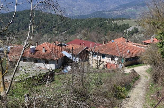 Karantinaya alınan iki köyde sessizlik hakim