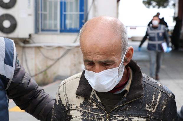 Korona virüs nedeniyle kapatılan iş yerinden televizyon çaldı Kahramanmaraş'ta 60 yaşındaki bir kişinin hırsızlık anı güvenlik kamerası tarafından kaydedildi