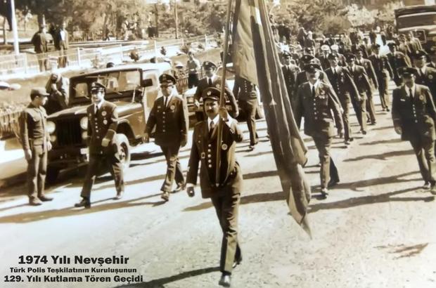 Nevşehir Emniyetinden, Trabzon Emniyet Müdürü Alper'i duygulandıran paylaşım Nevşehir Emniyeti, 1974 yılı Türk Polis teşkilatının geçiş törenini paylaştı
