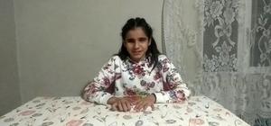 Siirt'te görme engelli Esra Nur yılda 15 kitap okuyor