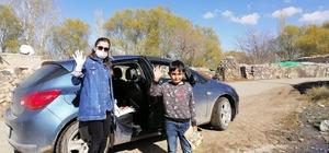 Tuzluca İlçe Milli Eğitim Müdürlüğü'nden ''Kitapla Kal,Evde Kal'' projesi