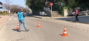 Sokak ihlalinin cezası ağır oldu Zonguldak'ta 48 saatte 607 bin TL ceza kesildi
