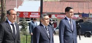 Tutak'ta buruk 14 Nisan Kutlaması