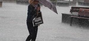 Doğu Anadolu'ya sağanak yağış geliyor