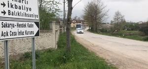 Sakarya'da mahkumların tahliyesine başlandı