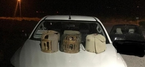 Kırıkkale'de kaçak avcılara 9 bin 700 lira ceza