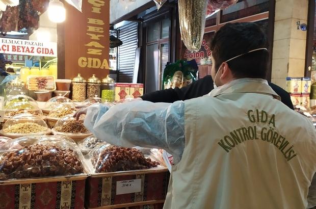 Gaziantep'te bir günde 487 market ve fırın denetimi
