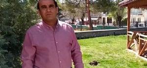 Muhtardan kampanyaya destek: Maaşını bağışladı