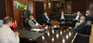 AK Parti Milletvekilleri Zonguldak'taki gelişmeleri değerlendirdi
