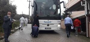 Yalova'da 213 kişi karantina altında
