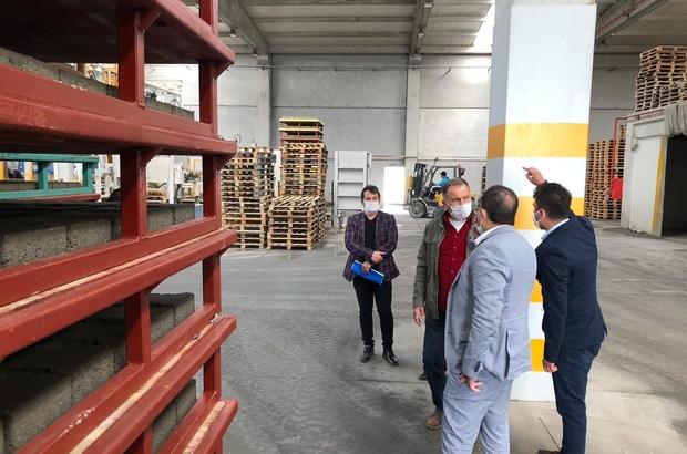 Manisa Büyükşehir Belediyesinin üretimi sürüyor