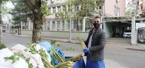Siirt'te, yayla muzu olarak bilinen ışgının fiyatları el yakıyor
