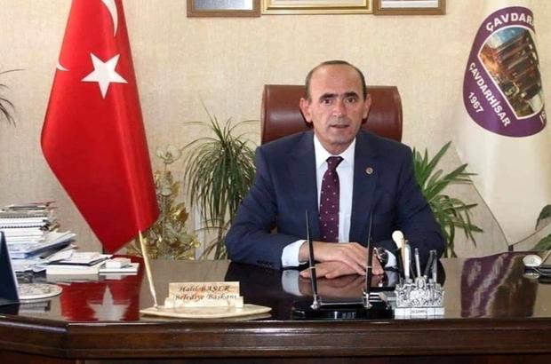 """Başkan Halil Başer: """"Çevre ilçelere zorunlu olmadıkça seyahat etmeyelim"""""""