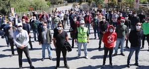 Çayeli Bakır'da işçiler 'iş durdurma' kararı aldı