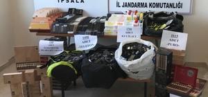 İpsala Gümrük kapısında 1,5 milyon liralık kaçak elektronik ele geçirildi