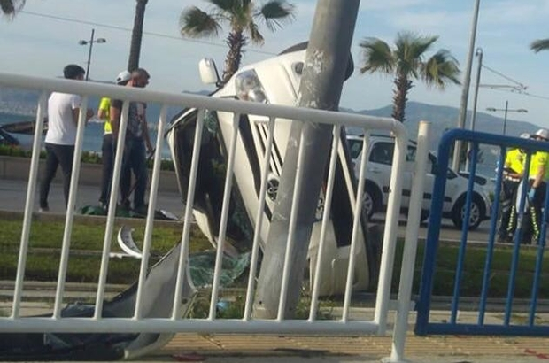 Kazada yaralanan hemşire, hastanede hayatını kaybetti