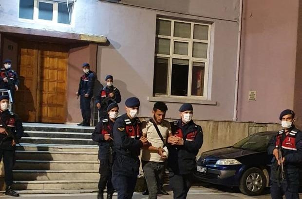 Konya'da baba-oğul cinayetinin zanlısı baba oğul tutuklandı