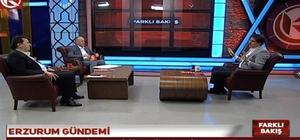 """Milletvekili Aydemir, """"Farklı Bakış"""" programına konuk oldu Aydemir: """"Başarının mimarı Sayın Cumhurbaşkanımızdır"""""""