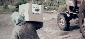 BALDEP 6 ilçede erzak yardımına  devam ediyor