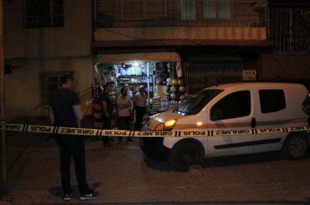 Adana'da bakkala silahlı saldırı: 2 yaralı - Adana Haberleri