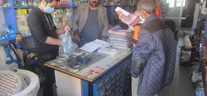 Tunceli'de bir ilçede  166 kişinin, tüm bakkal ve market borcu ödendi