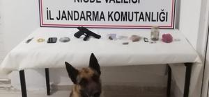 Niğde'de jandarmadan uyuşturucu operasyonu: 6 gözaltı