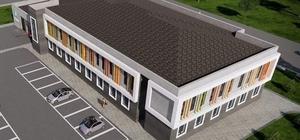 Tomarza'ya yeni sağlık tesisleri yapılıyor