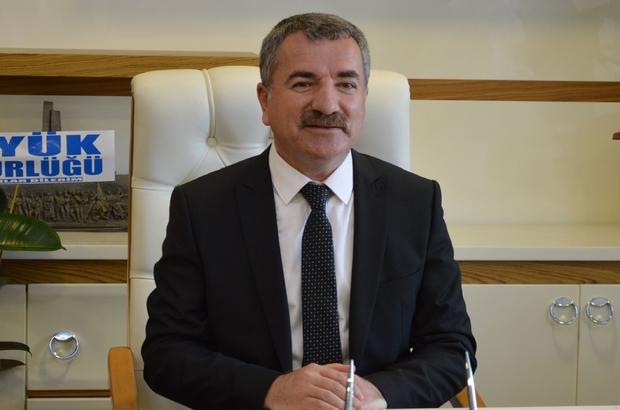 """Başkan Özdemir: """"Samsun'da yakılan özgürlük ateşi Havza'da alevlenmiştir"""""""